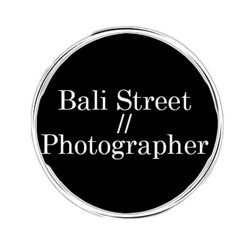 Bali Street Photographer Full Logo